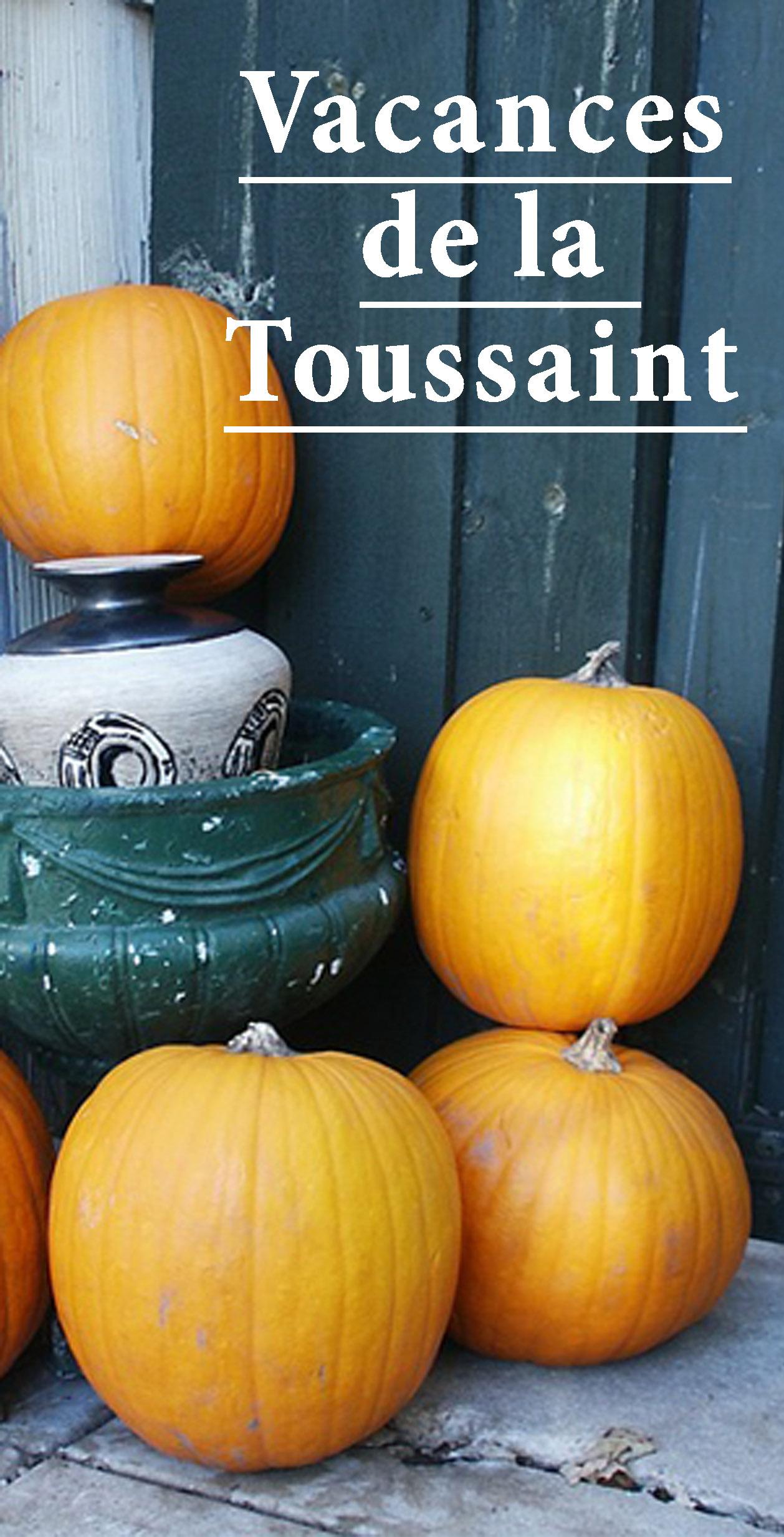 Programme des vacances de la toussaint mjc fontaines - Les vacances de la toussaint 2020 ...